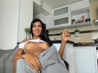 tgirls One of make an issue of hottest Tgirls, anent big dick hottest