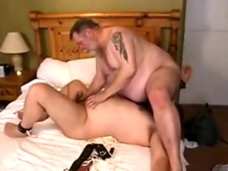 fatty Amateur fatty bondage and oral amateur
