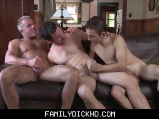 twink Little Twink Stepson Threesome With Grandpa And Stepdad little